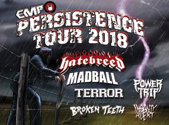 EMP Persistence Tour 2018